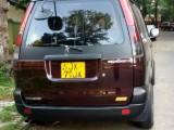 Toyota Noah JX-79xx converted 42 2005 Van
