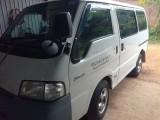 Nissan Vannet 2001 Van
