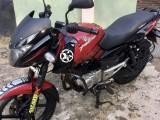 Bajaj Pulser 150 BAG-xxxx 2016 Motorcycle