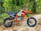 KTM UNREGISTER 2017 Motorcycle