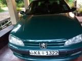 Peugeot 406 D8 1997 Car