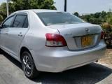 Toyota Belta 2007 Car