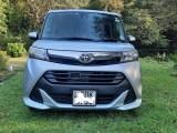 Toyota Toyota tank 2017 2017 Car
