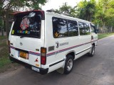 Toyota Shell LH61V model 1986 Van
