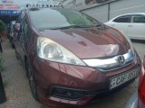 Honda Honda Fit Shuttle NAVI PREMIUM 2014 2014 Car