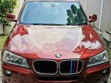 BMW X3 2013 Jeep