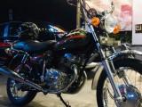 Honda CM125T 1994 Motorcycle