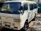 Mazda Brawny 1999 Van