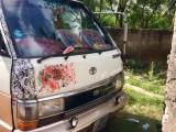 Toyota Shell Hiace 1983 Van