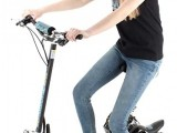 Loncin Trunk Folding Type 2018 Motorcycle