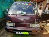 Nissan Vanette 1992 Van