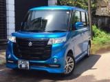 Suzuki Spacia custom Z 2017 Van - For Sale