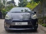 Toyota Aqua Car For Rent