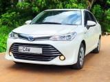 Toyota Axio 2015 Car