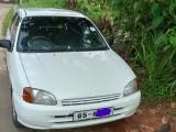Toyota starlet NP 90 1997 Car