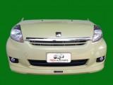 Toyota Passo KGC10 Nose Cut