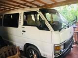 Toyota hice 1990 Van