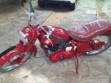 Ducati BSA C12 1956 Motorcycle