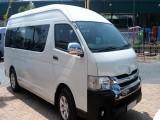 Toyota Kdh 222 dual purpose 2010 Van