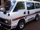 Toyota Shell model van 1983 Van
