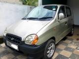 Hyundai Santro 2003 Car