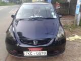 Honda Fit - GD 1 2007 Car