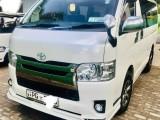 Toyota KDH Dark prime 2015 Van