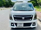 Suzuki Wagon R Stringray 2018 Car
