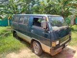 Mitsubishi Delica L300 1986 Van