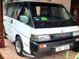 Mitsubishi Delica PO5 2001 Van
