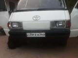 Toyota Lite Ace 1985 Van