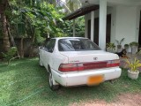 Toyota Corolla ee 101 (ae 100 white light model) 1993 Car