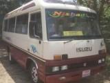 Isuzu Journey bus 1985 Bus