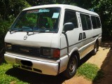 Mazda Brawny 1990 Van