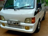 Subaru sambar 2001 Van