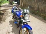 Honda Hornet ch 130 2014 Motorcycle