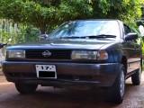 Nissan Sunny ExSaloon 1990 Car