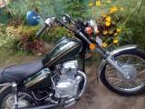 Honda CM 125 2001 Motorcycle