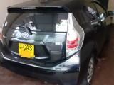 Toyota Aqua S Limited Brown Seats 2014 Car