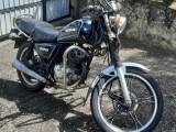 Suzuki GN125 2000 Motorcycle