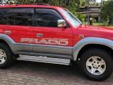 Toyota Prado 1997 Jeep