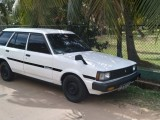 Toyota Corolla KE72 1984 Car