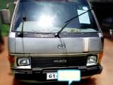 Toyota Hiace 1986 Van