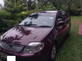 Toyota Corolla 121 2003 Car