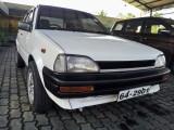 Toyota STARLET 1988 Car