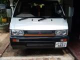 Mitsubishi Po5 1986 Van
