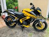 Bajaj Pulsar Ns200 2018 Motorcycle