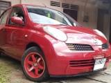 Nissan March AK12 Beetle 2002 Car