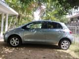 Toyota Vitz ksp 90 2009 Car