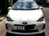 Toyota aqua s 2013 Car - For Sale